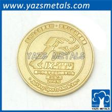Monnaie en métal moins chère en argent
