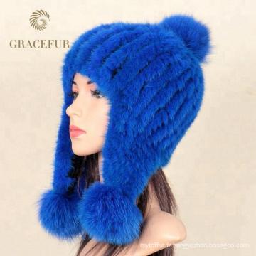 Chapeaux de fourrure véritable style australien vintage authentique