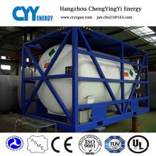 Conteneur de réservoir d'azote liquide cryogénique à haute pression d'oxygène Imo7 / T75