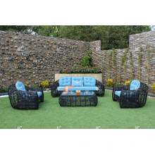 Eagle Collection - Top-Verkauf neueste Stil Poly Rattan PE Möbel Wohnzimmer Sofa-Set