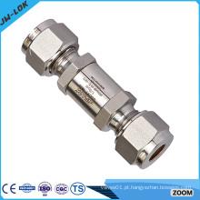 Válvula de retenção unidireccional de alta qualidade, válvula de retenção unidirecional de bronze