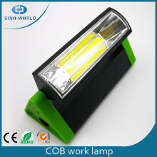 Flexible Rotatable Rechargeable COB Led Work Light