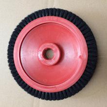 Escova de roda de cerda original para máquinas de têxteis Small Monforts (YY-634)