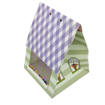 Christmas gift paper cup packaging box