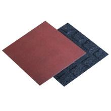 Fine Gumnasium Rubber Flooring/Gym Rubber Tile/Gym Rubber Mat