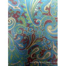 Nuevos diseños de tela impresa de poliéster