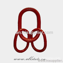 G210 Us Type Forged Chain Shackles