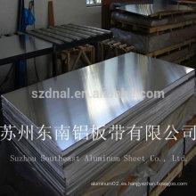 3003 Chapas de aluminio para techos o paredes de revestimiento