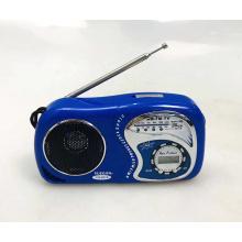 YUEGAN YG2019 Hot Selling Am fm sw1 sw2 4 Band Radio Classic High Sensitivity Portable Radio Pocket Radio