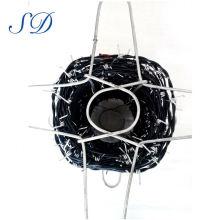 Fabricants de rouleau de fil de fer enduit de PVC