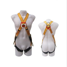High Quality Professional Polyester Worker Full-Body Safety Harness Belt