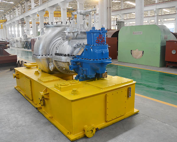 Injection condensing steam turbine (2)