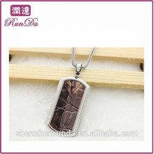 2014 wholesale alibaba magnifier necklace pendants