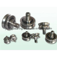 V Groove Guide Rail Bearing with Eccentric Bush/Shaft