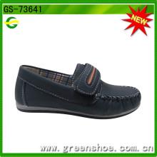 Zapatos de cuero suave para niños