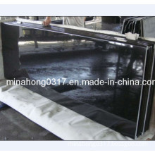 Absolute Pure Shanxi Black Granite Countertop, Vanity Top, Kitchen Tops