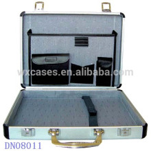 Sacoche pour portable en aluminium solide et portable de ventes en gros de Chine fabricant