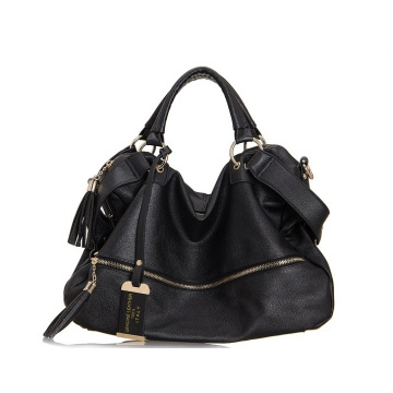 2016 Ladies Hobo Handbag Made From Genuine Leather