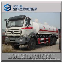 Beiben Ng80 6X4 336HP 22cbm Water Wagon, Water Tank Truck