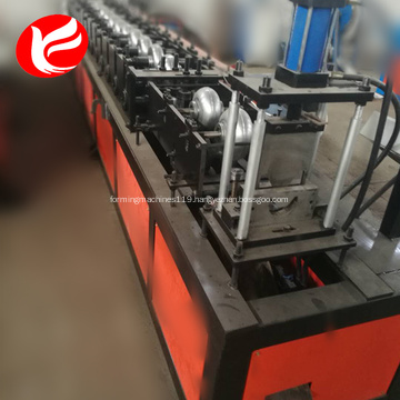 Auto furring channel cold  forming machine