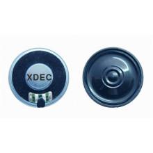 Ultraflacher 40 mm 8 Ohm 0,5 W lauter Mylar-Lautsprecher