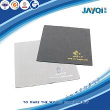 Микро-волокна ткань для очистки с горячей серебро