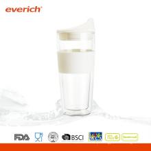 Resistente ao calor promocional Comprar copos de vidro de água a atacado