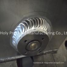 Peças de estampagem e soldagem de metais OEM de alta qualidade