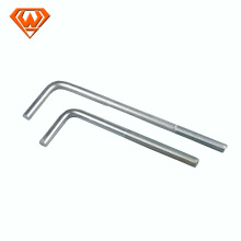 L TYPE FOUNDATION BOLTS