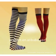 Knitted long cotton fashion soft cute stocking women socks