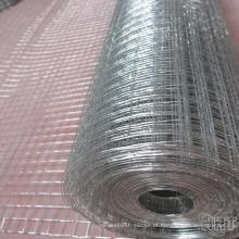 Fábrica direta da malha de fio soldada galvanizada com preço mais baixo