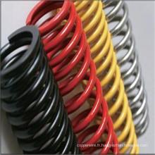 Ressort de carbone haut 1,00 mm - 12,00 mm fil d'acier pour meubles et décoration
