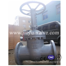 DIN Pn40 Dn350 Carbon Steel 1.0619 Gate Valve