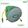 A18 50ft wall mounted auto retractable air water hose reel with spring loaded