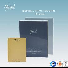 Постоянная макияж Практика Поддельная кожа