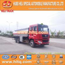 CAMC 6X4 camión cisterna 20000L precio barato en China