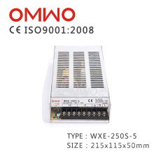 Wxe-250s-5 Single Output Switching Power Supply