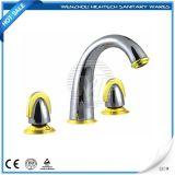 2 Handle 8 Widespread bathroom jewelry faucets
