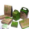 Sachet de chocolat / boîte de distribution à taux élevé / Boîte à affichage de gâteau /
