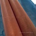 Weave de bronze Weave o engranzamento de fio / malha de fio de bronze / engranzamento de fio de cobre