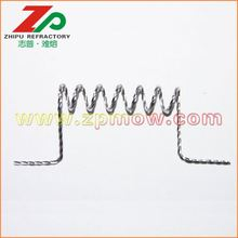 Super Lowest Price for China Dia 2.5 Tungsten Rope,Tungsten Wire,Tungsten Rope Manufacturer High quality stranded tungsten wire heater export to Italy Manufacturers