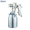 AB-17S HVLP Pistolet de pulvérisation d'eau de lave-auto gravité