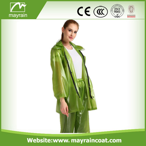 Waterproof Pvc Rain Suit