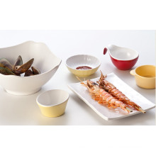 Melamine Rectangle Plate/Melamine Sushi Plate/100% Melamine Tableware (WTY8012)
