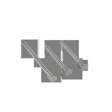 Elektroformierte Diamantbohrer