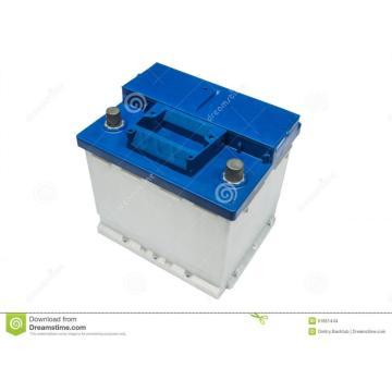 Boîte en plastique de batterie de voiture électrique