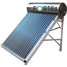 Residential Pressure Solar Water Heater for -35 Degree