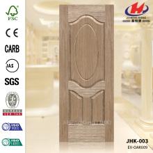 HDF Veneer Engineered OAK  Door Skin