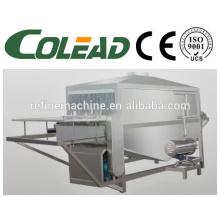 Máquina de lavado de botella vacía / Maquinaria de procesamiento de melocotón amarillo / lavadora comercial