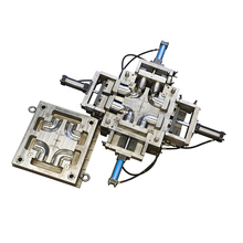 Top Consumable And Cheap Price PVC Pipe Fitting Injection Mold with Long Life